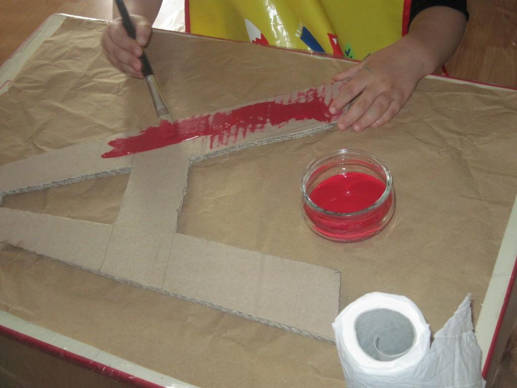 L alphabet par quoi commencer la maternelle et le cp for Apprendre a peindre un mur