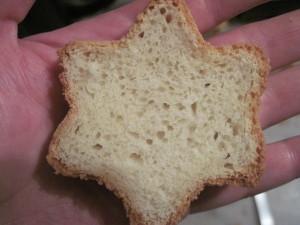 étoile pain de mie