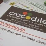 restaurant crocodile