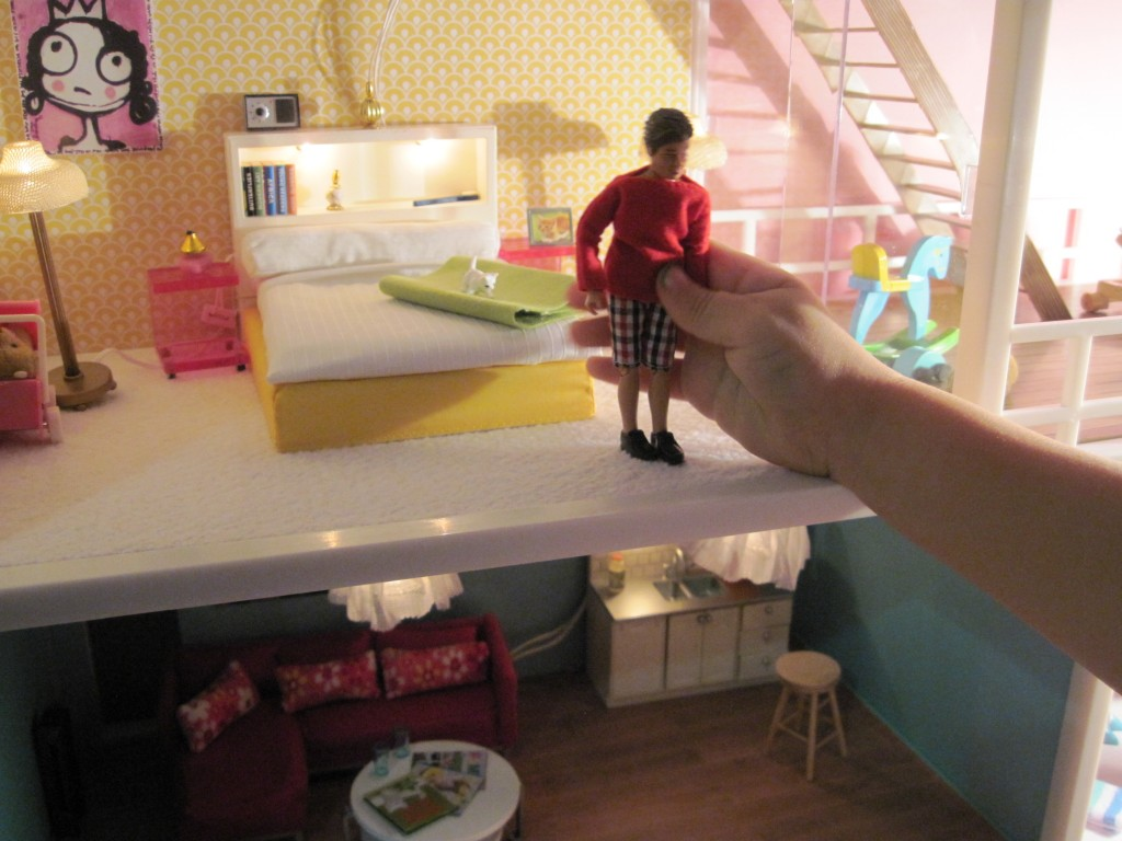personnage Lundby Stockholm